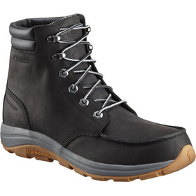 Columbia Bangor Boot Omni-Heat Shoes Men Black/Ti Grey Steel